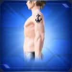 Anchor Tattoo M 150x150