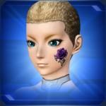 パープルローズメイク Purple Rose Makeup