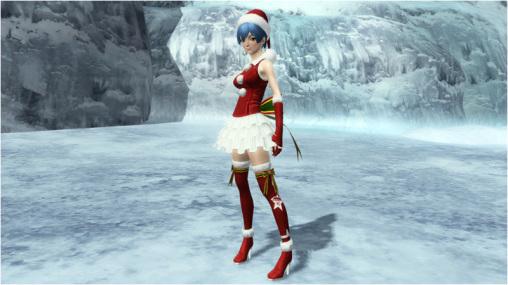 Party Santa Dress
