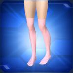 Peach Knee High Socks 150x150