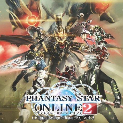 PSO2 OST Vol 3
