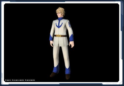 Yamato Technology Officer Uniform