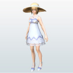 Airy Summer Dress Revival