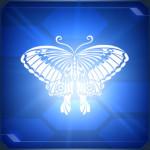 ラクカノチョウA Rakuka Butterfly A