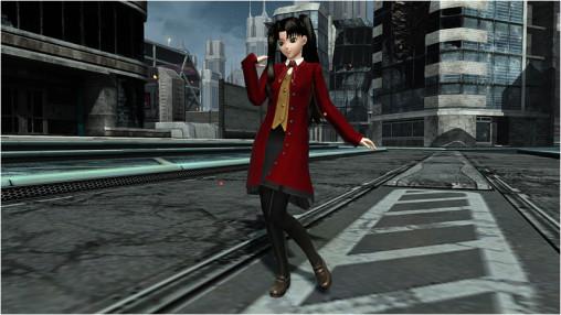 Rin Homuhara Academy Uniform