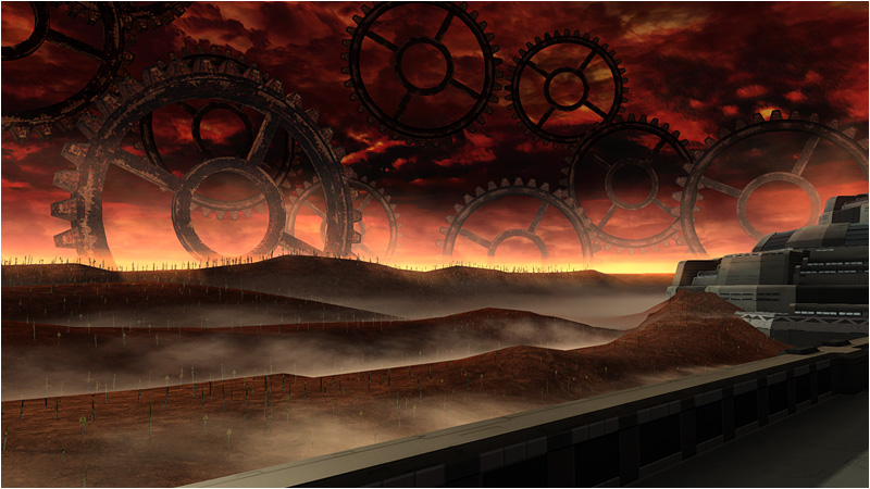 Anime Scenery Forest Unlimited Blade Works ...