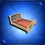 ウッディベッドA Woody Bed A