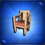 ウッディチェアA Woody Chair A