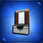 バーバーズミラー Barber's Mirror