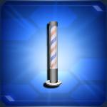バーバーズポール Barber's Pole