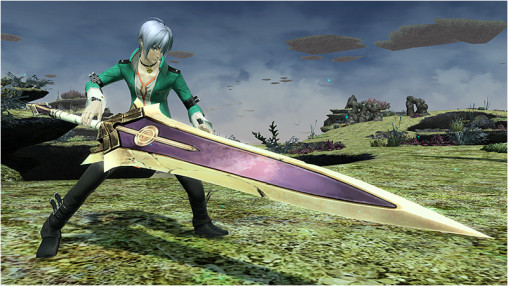 Dragon Roar Blade Vanderhorn