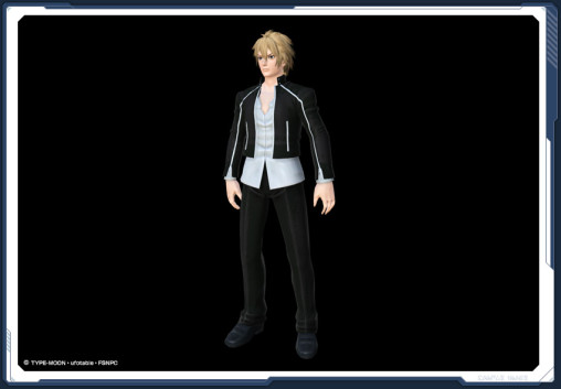 King of Heroes Civilian Wear