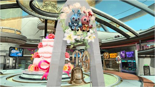 Wedding  Lobby Arch