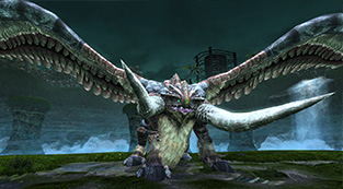 New Enemy  Gal Gryphon