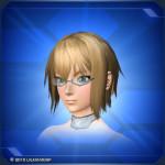 シグレメガネ 銀 Silver Shigure Glasses