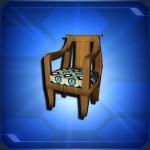 ウッディチェアB Woody Chair B