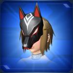 ゲンガマスク 黒Black Genga Mask