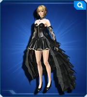 マリアージュドレス影 Marriage Dress Shadow