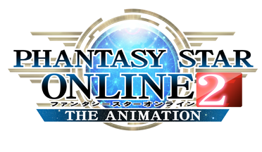 PSO2 Animation Logo