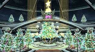 Christmas Lobby12/9 ~ 12/31