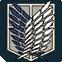 Survey Corps Crest