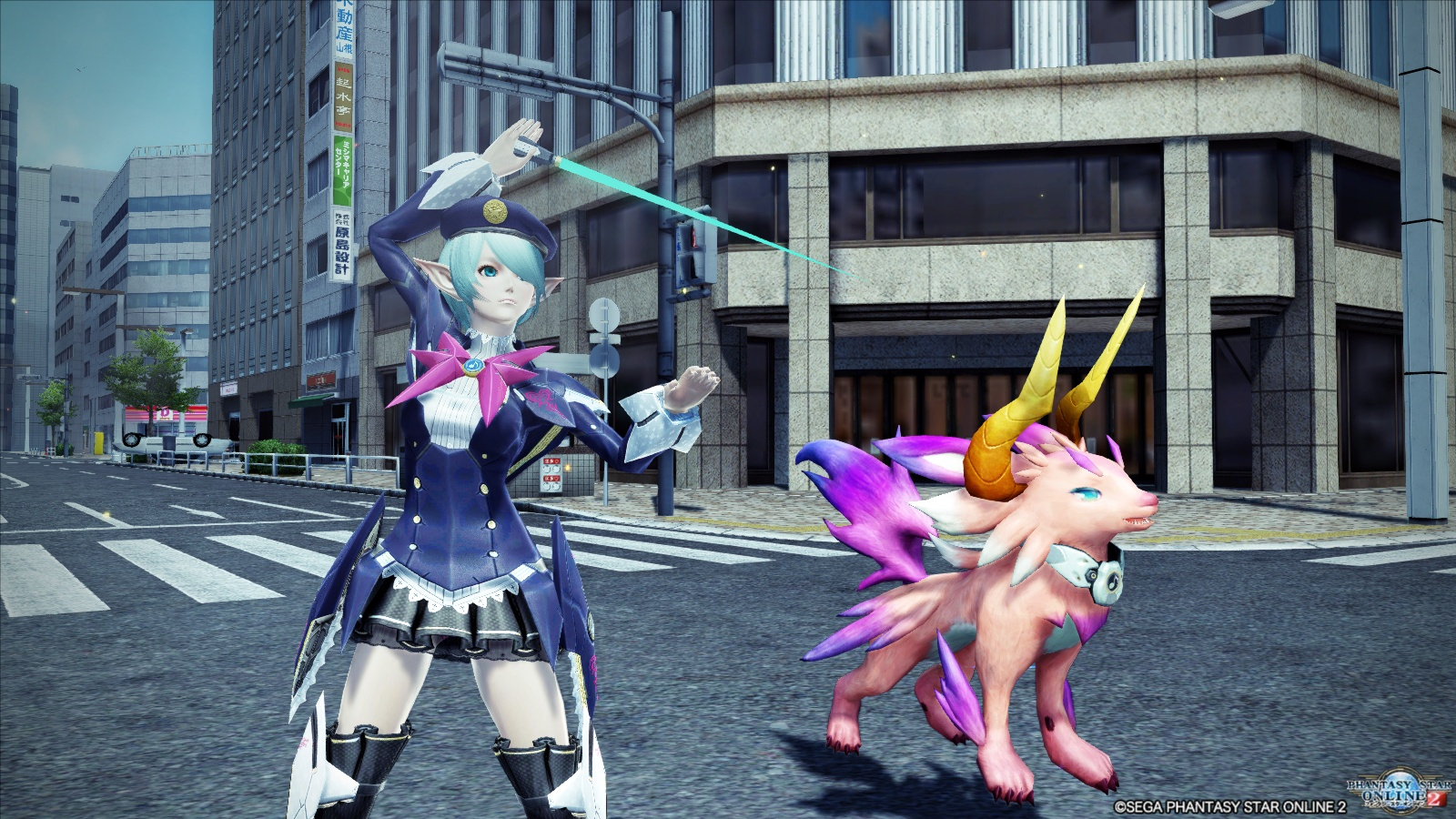 PSO2 Episode 4 Character Creation Demo Out Now! | PSUBlog