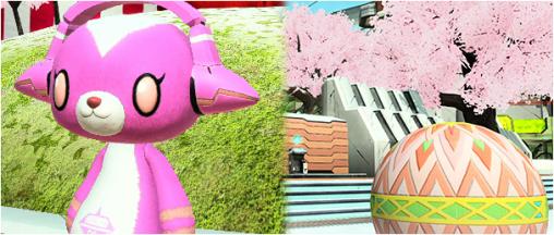 Sakura Lobby 2016 Banner