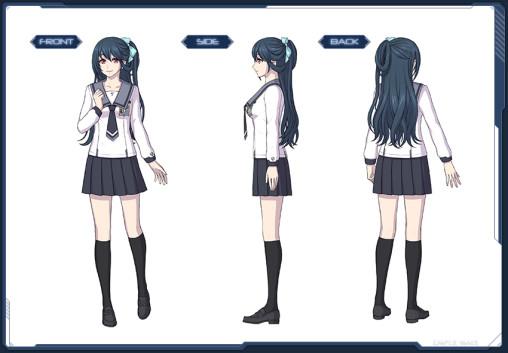 Tensei Academy Uniform F Style