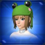カエルハット Frog Hat