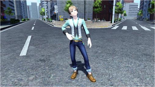 シャープベスト[Ba] (Sharp Vest [Ba])