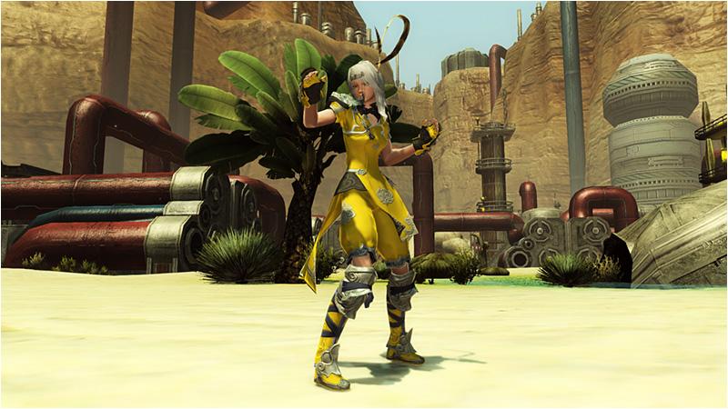 Final Fantasy XIV's Odin Roams into PSO2   PSUBlog