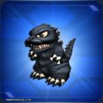 進化デバイス/ミニゴジラEvo. Device / Mini Godzilla