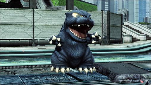 Mini Godzilla Mag image