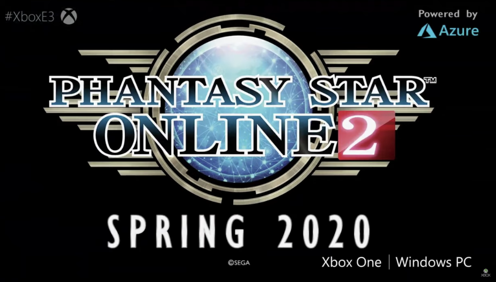 Pso2 Best Class 2020 PSO2 Comes To The West in Spring 2020 | PSUBlog