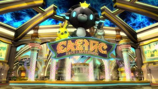 PSO2 Casino Theme Park