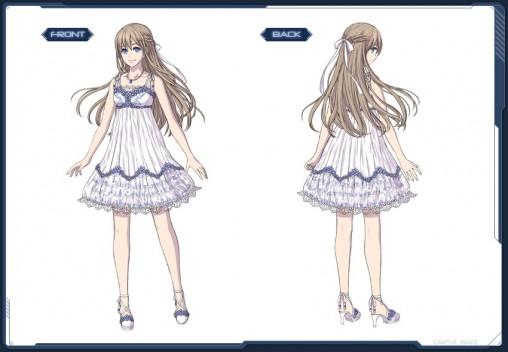Airy Summer Dress
