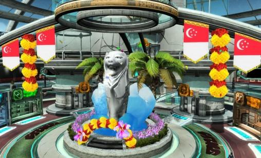 Singapore Lobby