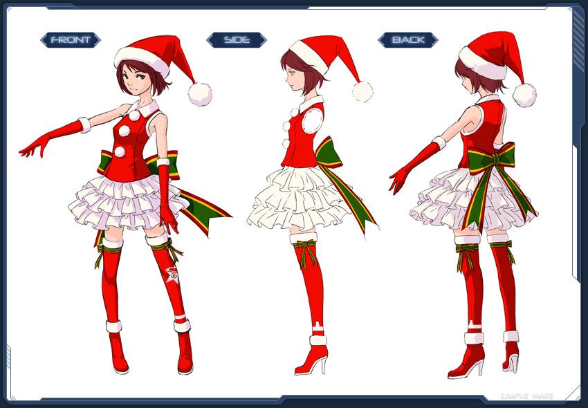 Pso2 Christmas 2020 Costumes PSO2 JP AC Scratch: Holy Night Christmas | PSUBlog