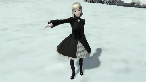 Alter Gothic Dress