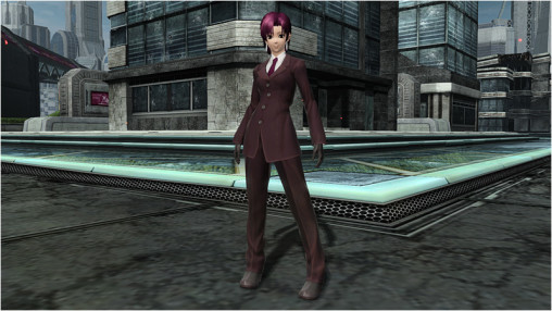 Bazett Suit F