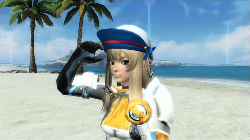 マリンセーラーハット (Marine Sailor Hat)