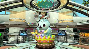 Easter LobbyApril 8th ~ May 13th