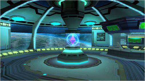 Pioneer 2 Team Room