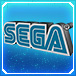 Sega logo light small
