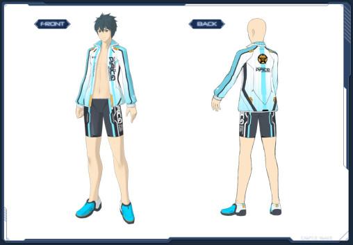 Training Swimwear