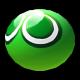 Green Puyo Mag