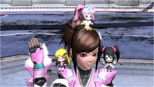 Sega Hard Girls Accessories