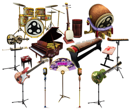 Endless Story Instruments
