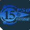 PSO 15th Anniversary Logo Sticker
