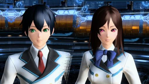 Itsuki and Rina